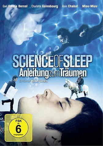 DVD »Science of Sleep - Anleitung zum Träumen«