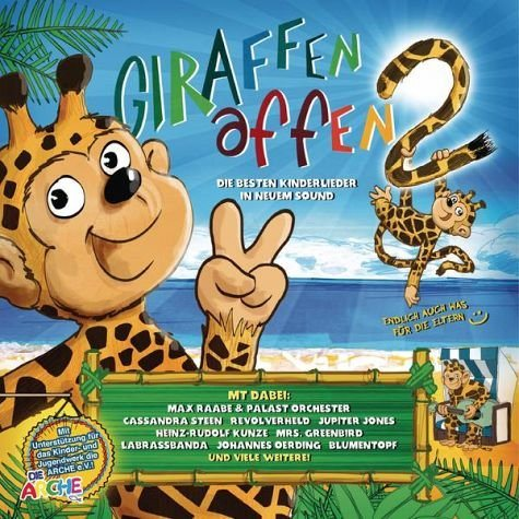 Audio CD »Various: Giraffenaffen 2, 1 Audio-CD«