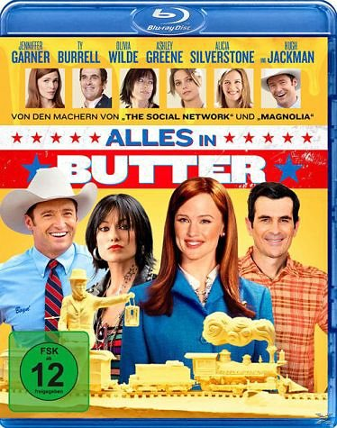 Blu-ray »Alles in Butter«