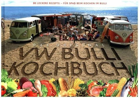 Gebundenes Buch »Das Original VW Bulli Kochbuch«
