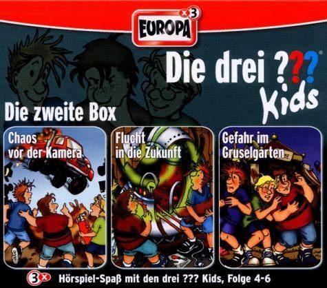 Audio CD »Ulf Blanck: 02/3er Box Folgen 4-6«