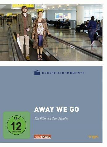 DVD »Away We Go - Auf nach Irgendwo«