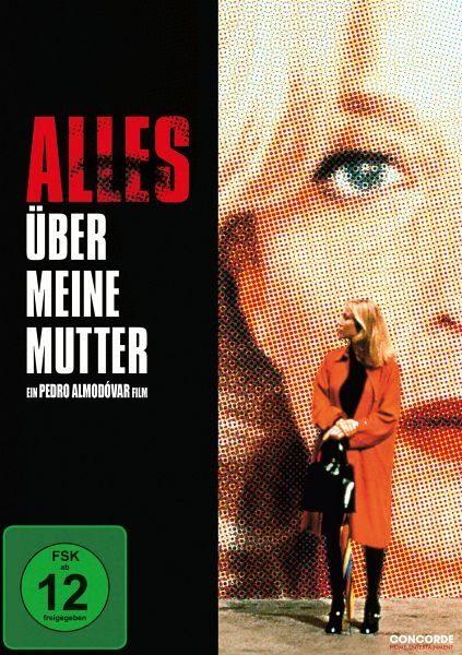 DVD »Alles über meine Mutter«