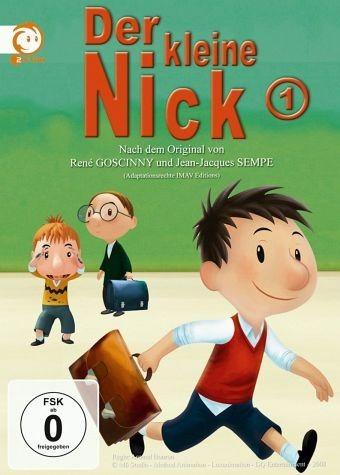 DVD »Der kleine Nick 1«