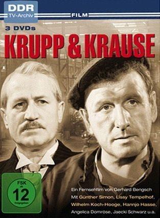 DVD »Krupp und Krause (3 Discs)«
