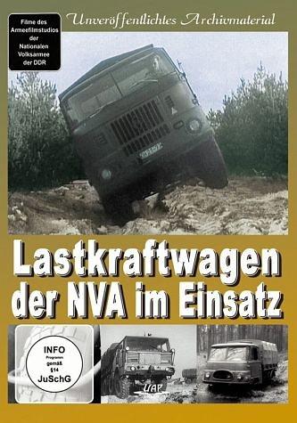 DVD »Lastkraftwagen der NVA im Einsatz«