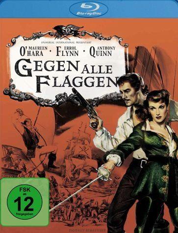 Blu-ray »Gegen alle Flaggen«