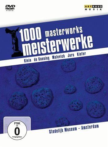 DVD »1000 Meisterwerke - Stedelijk Museum: Amsterdam«