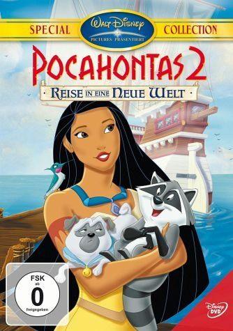 DVD »Pocahontas 2 - Reise in eine neue Welt...«