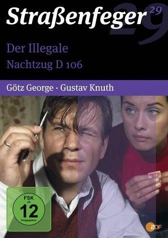 DVD »Der Illegale / Nachtzug D 106 (4 Discs)«