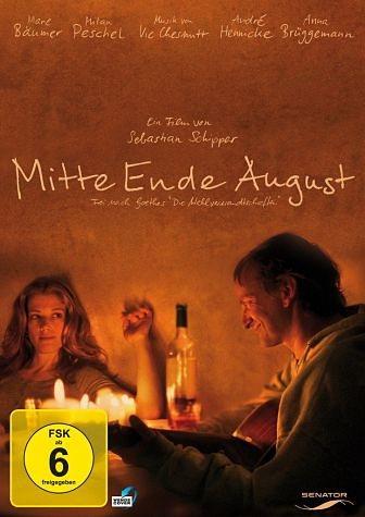 DVD »Mitte Ende August«