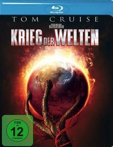 Blu-ray »Krieg der Welten«