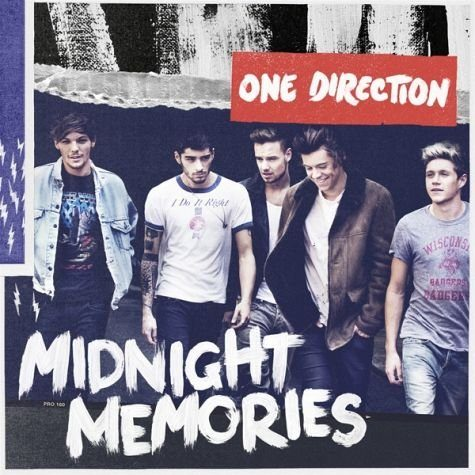 Audio CD »One Direction: Midnight Memories«