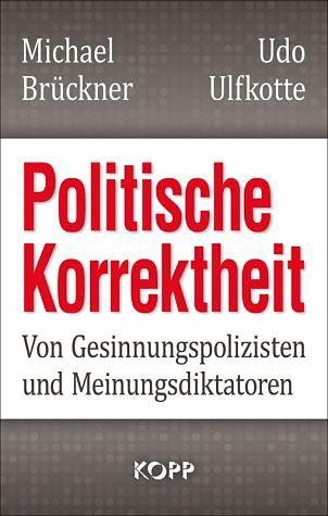 Gebundenes Buch »Politische Korrektheit«