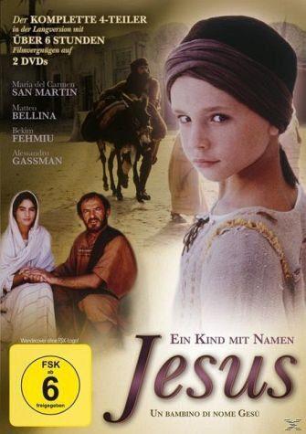 DVD »Ein Kind mit Namen Jesus - 2 Disc DVD«