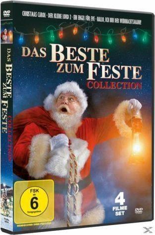 DVD »Das Beste zum Feste Collection DVD-Box«
