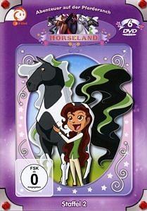 DVD »Horseland - Staffel 2 (6 Discs)«