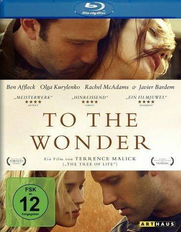 Blu-ray »To the Wonder«