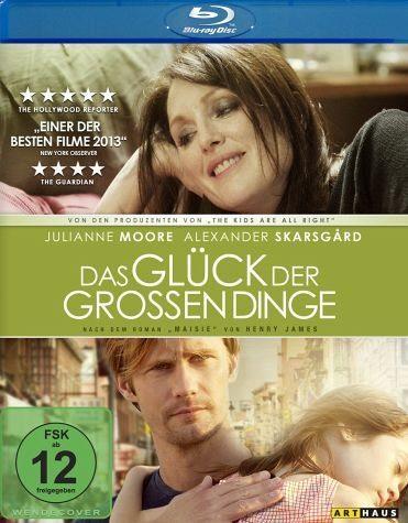Blu-ray »Das Glück der großen Dinge«