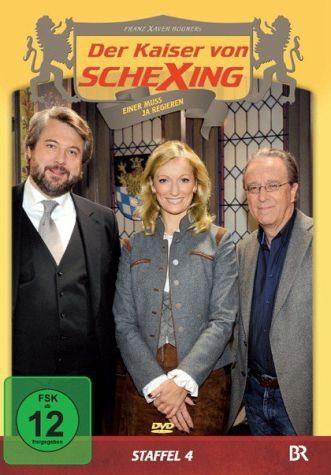 DVD »Der Kaiser von Schexing Staffel 4«