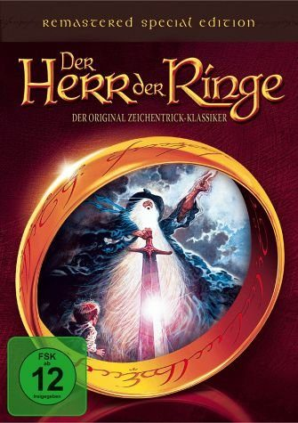 DVD »Der Herr der Ringe«