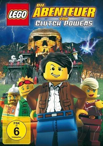 DVD »Lego: Die Abenteuer von Clutch Powers«