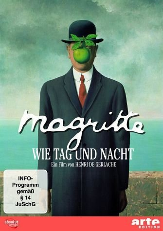 DVD »Magritte - Wie Tag und Nacht (NTSC)«