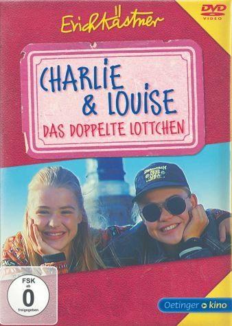 DVD »Charlie & Louise - Das doppelte Lottchen (nur...«
