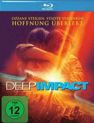 Blu-ray »Deep Impact (Special Collector's Edition)«