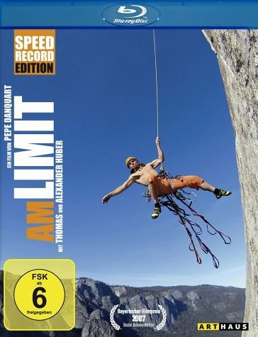 Blu-ray »Am Limit (Speed Record Edition)«