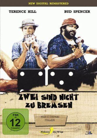 DVD »Zwei sind nicht zu bremsen«
