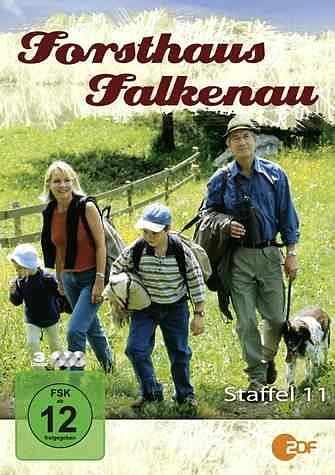 DVD »Forsthaus Falkenau - Staffel 11 (3 Discs)«