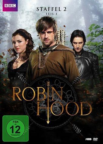 DVD »Robin Hood - Staffel 2, Teil 1 (2 Discs)«