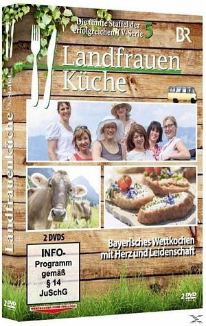 DVD »Landfrauenküche - Staffel 5«