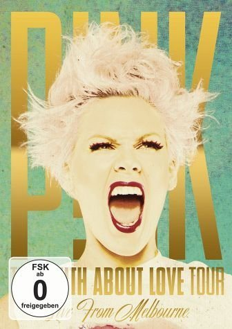 Blu-ray »Pink - The Truth About Love Tour: Live from...«