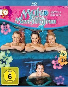 Blu-ray »Mako - Einfach Meerjungfrau, 2 Blu-rays....«