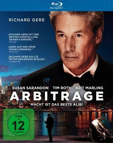 Blu-ray »Arbitrage«