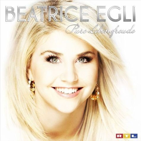 Audio CD »Beatrice Egli: Pure Lebensfreude«