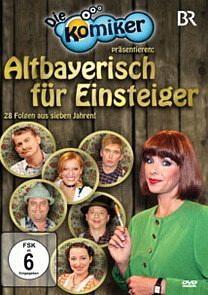 DVD »Altbayerisch für Einsteiger«
