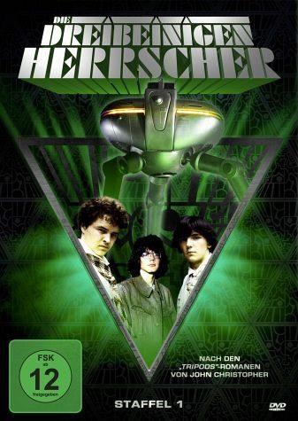 DVD »Die dreibeinigen Herrscher - Staffel 1 (3 DVDs)«