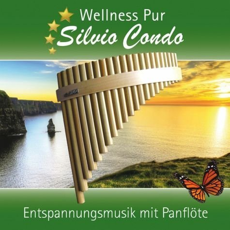 Audio CD »Wellness Pur-Silvio Condo: Entspannungsmusik...«