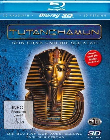 Blu-ray »Tutanchamun - Sein Grab und die Schätze...«