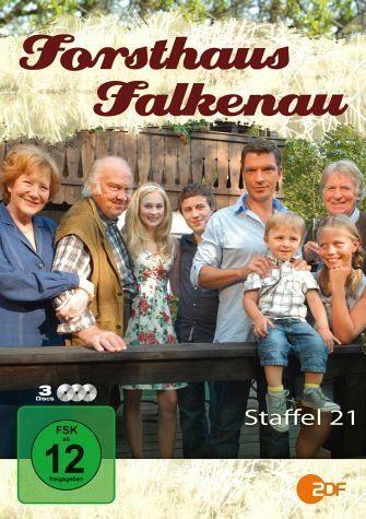 DVD »Forsthaus Falkenau - Staffel 21 (3 Discs)«