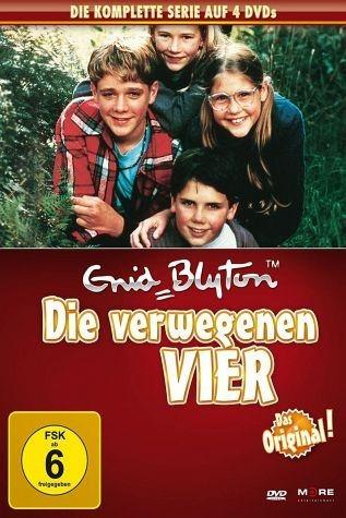 DVD »Enid Blyton - Die verwegenen Vier, Die...«