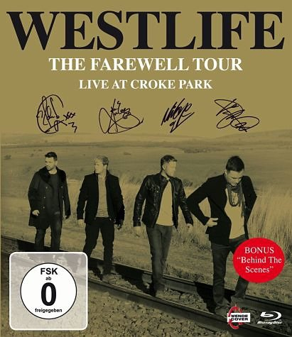 Blu-ray »Westlife - The Farewell Tour«