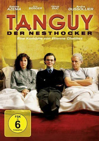 DVD »Tanguy - Der Nesthocker«