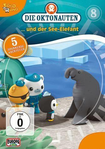 DVD »Die Oktonauten... und der Seeelefant«