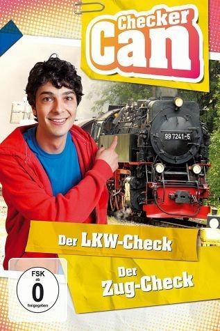 DVD »Checker Can - Der LKW-Check / Der Zug-Check«