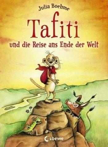 Gebundenes Buch »Tafiti und die Reise ans Ende der Welt /...«