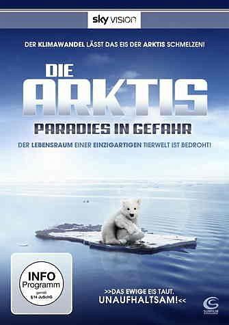 DVD »Die Arktis - Paradies in Gefahr«